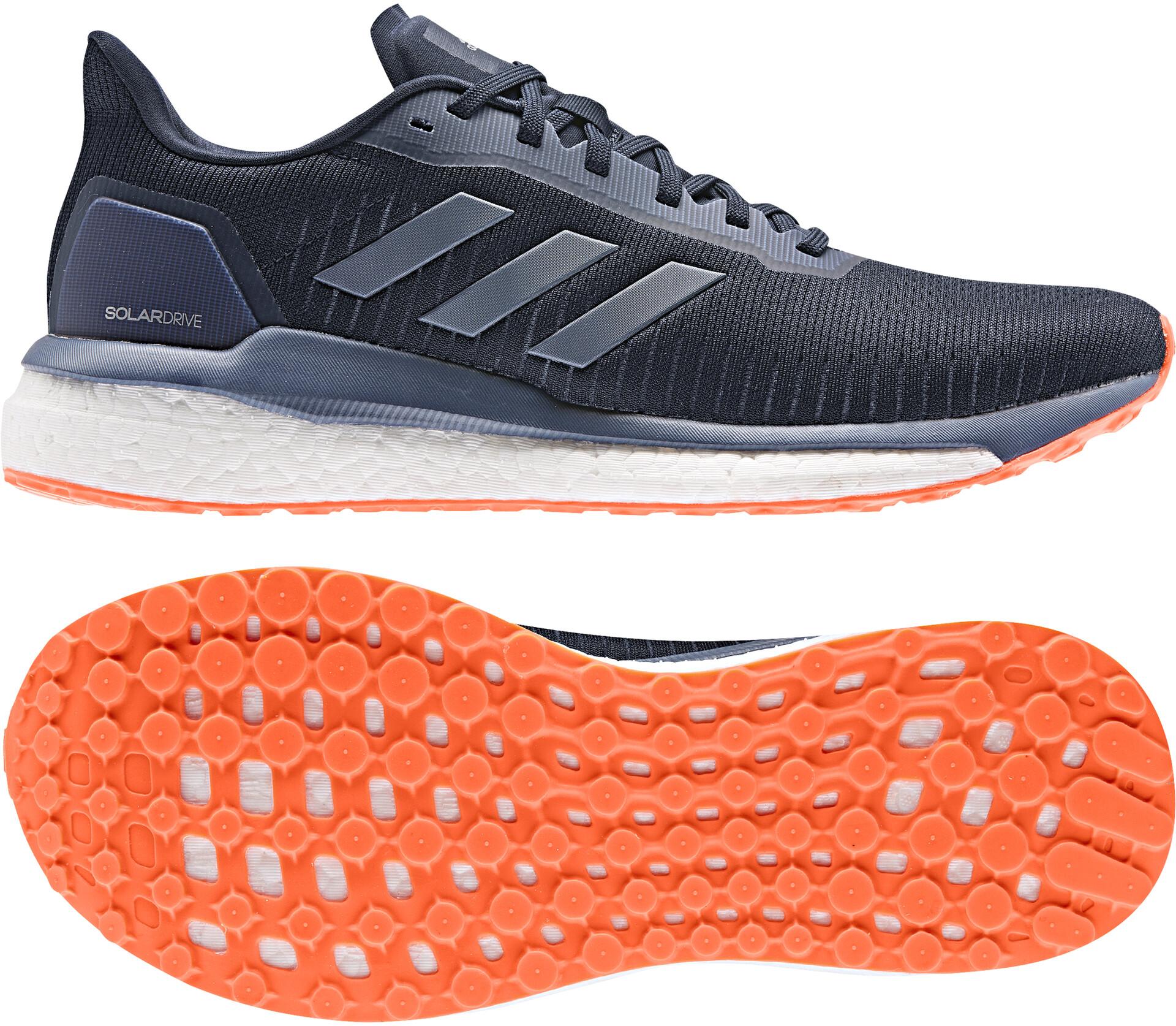 adidas Solar Drive 19 Low Cut Shoes Men collegiate navytech inksolar orange